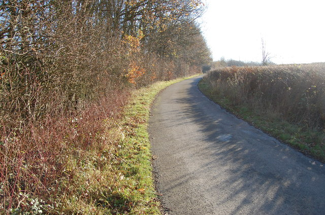 Unnamed lane near Woodchurch