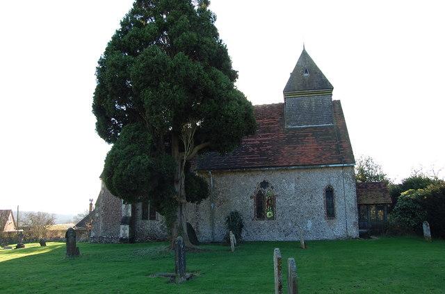 St Mary's church, Orlestone