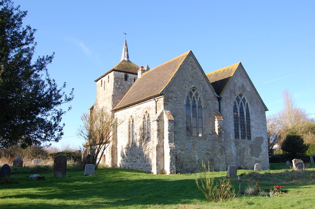 St Mary Magdalene church, Ruckinge