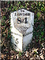 TL0799 : Old Milepost by Keith Evans