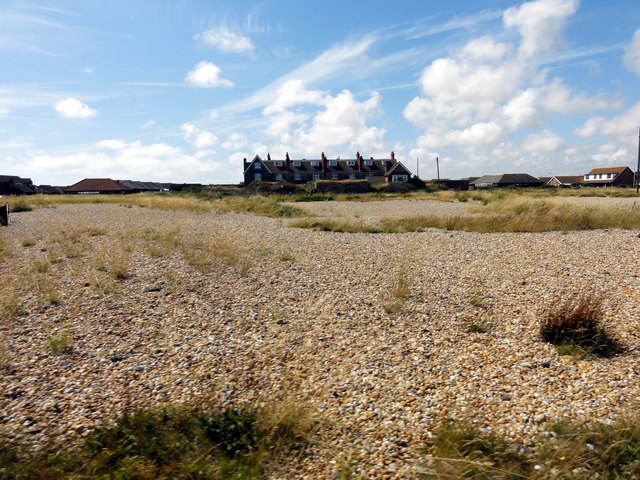 Lydd-on-Sea, Lade
