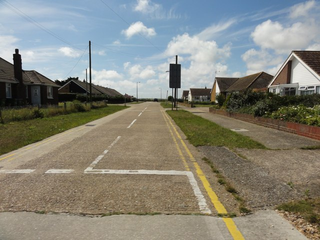 Lydd-on-Sea, Lade, Hull Road