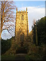 SE2807 : All Saints Church, Cawthorne by John Slater