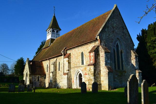 Church of St Mary the Virgin, East Worldham