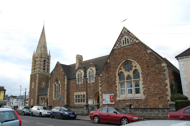 Park Road Methodist church