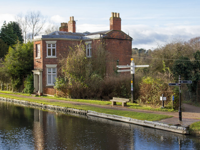 Toll House, King's Norton Junction