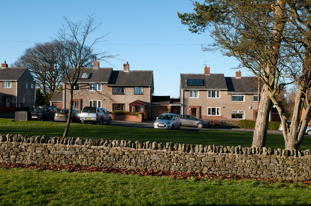 Houses in Satley