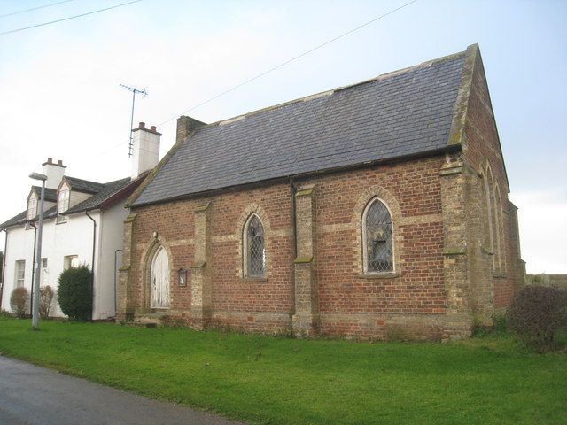 St. Peter's, Bentley