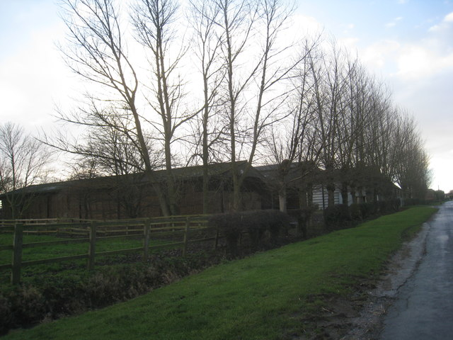 Manor Farm, Bentley