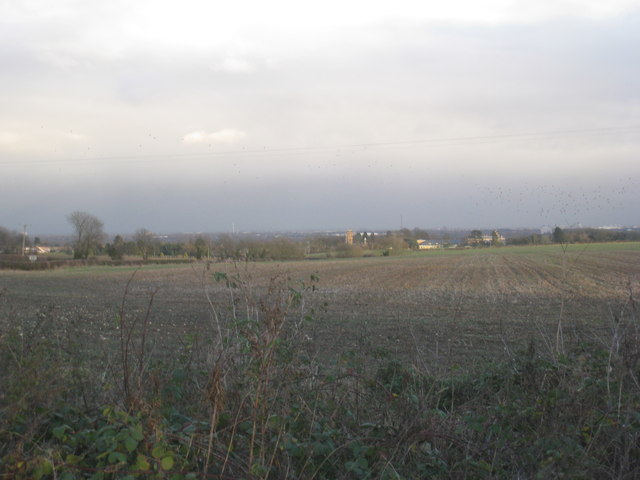 View from Jenny Brough Lane