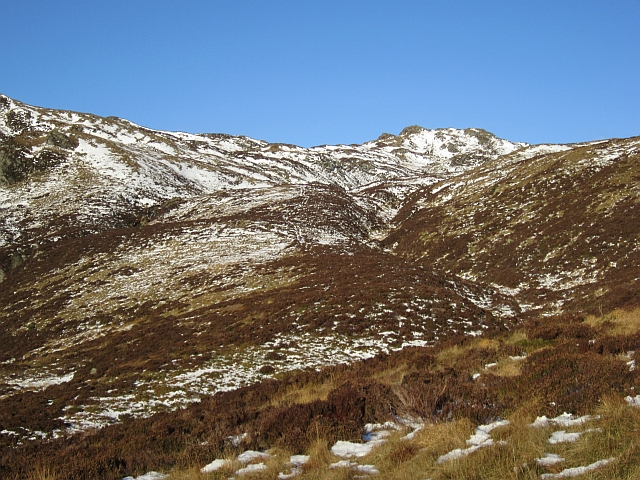 The north side of the Stank Glen