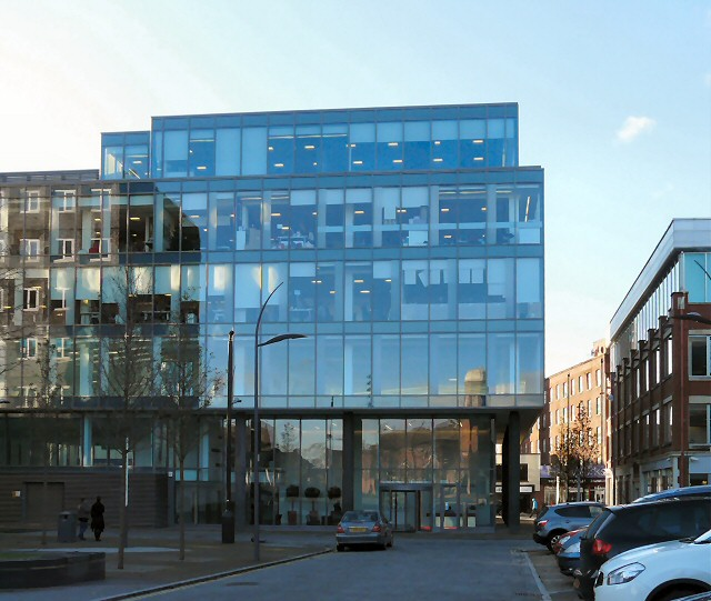 BSkyB offices