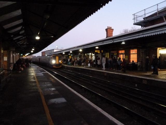 Foregate Street Station, Worcester