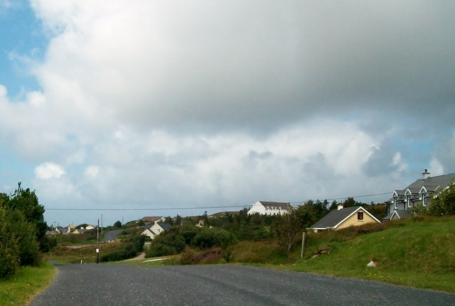 Houses on the R259 at Belcruit
