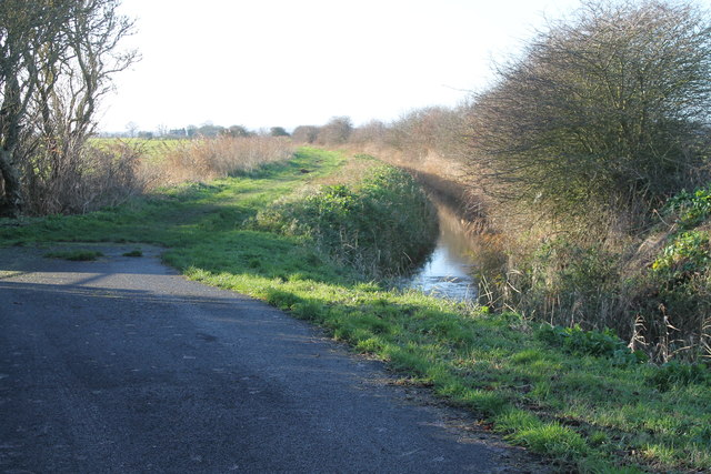 Green Lane and Green Lane Drain