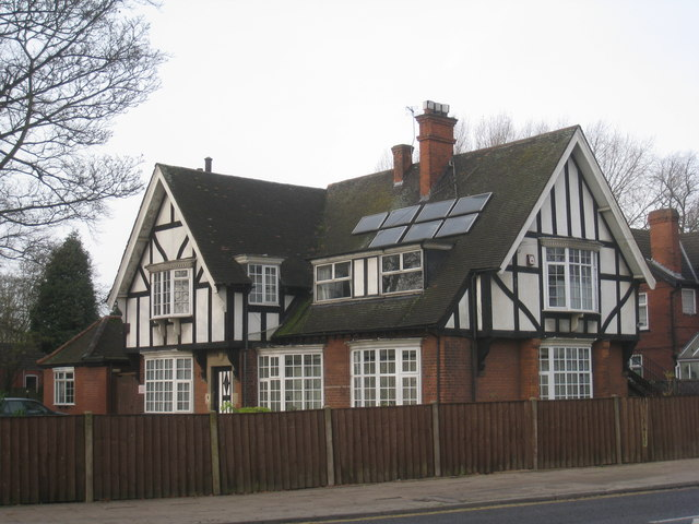 The former Norwood House Residential Home