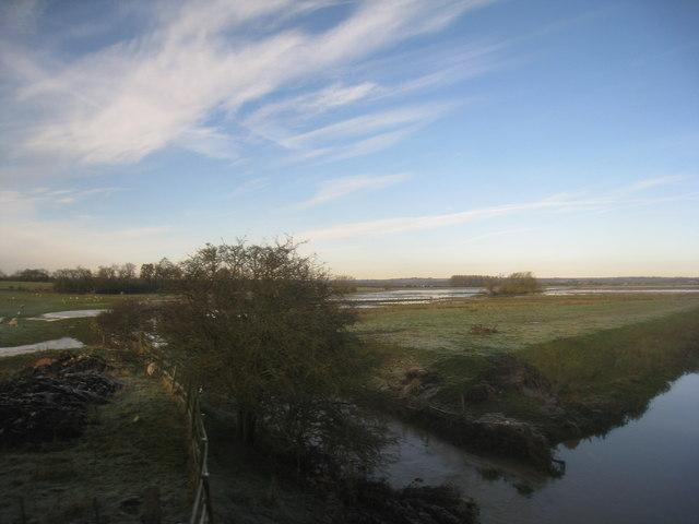 The River Skerne and flooding