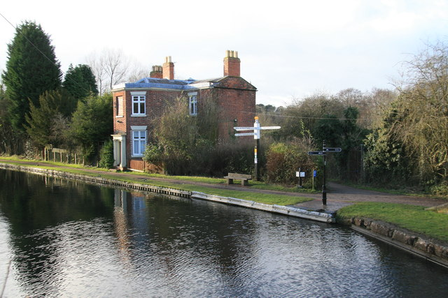 Canal Junction, King's Norton