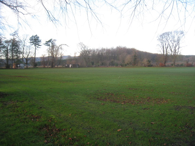 Corbridge football field