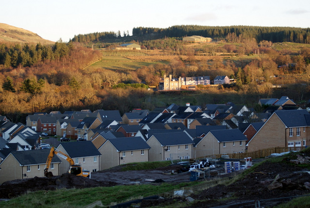 Hill Farm housing development