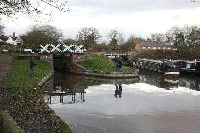 Stratford Canal, Lapworth