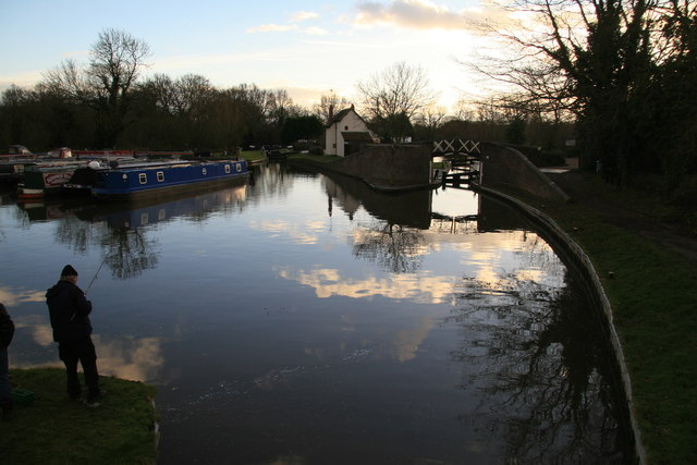 Stratford Canal, Kingswood Junction