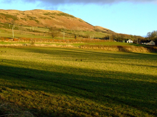Dunrod Hill and Majeston Farm