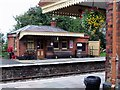 SP0532 : Up platform building, Toddington Railway Station, Gloucestershire by nick macneill