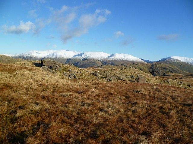 On Calf Crag