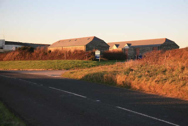 Millbrook business park