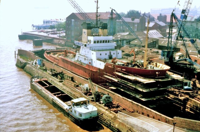 Central Dry Dock, Humber Street, Kingston upon Hull