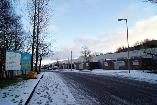 Drumfrochar Industrial Estate
