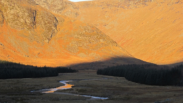 Upper Glen Clova