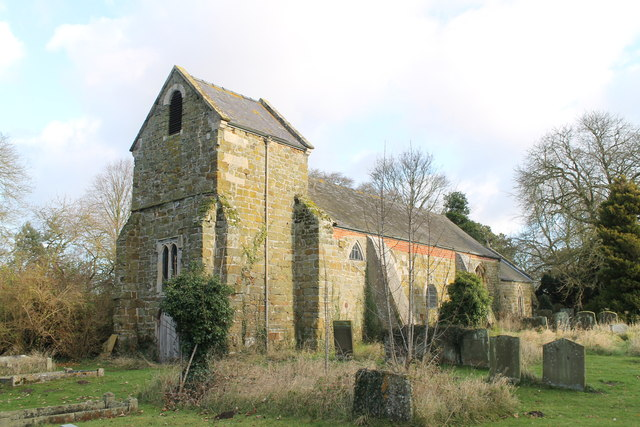 St Peter's church, Asterby