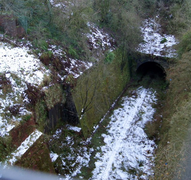 Former Princes Pier railway line