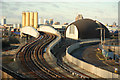 TQ3980 : Docklands Light Railway : Week 50