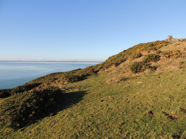 Stairhaven Coastal Path