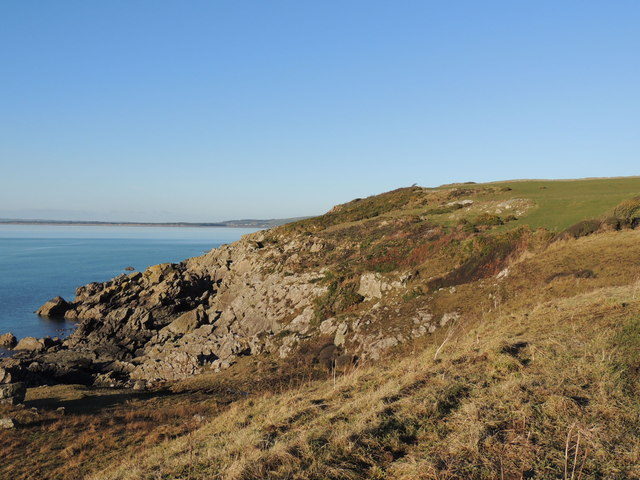 Luce Bay Shoreline
