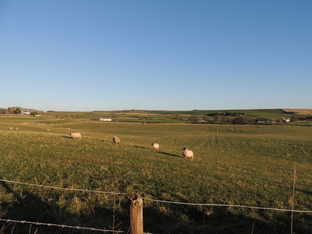 Farmland at Long Forth