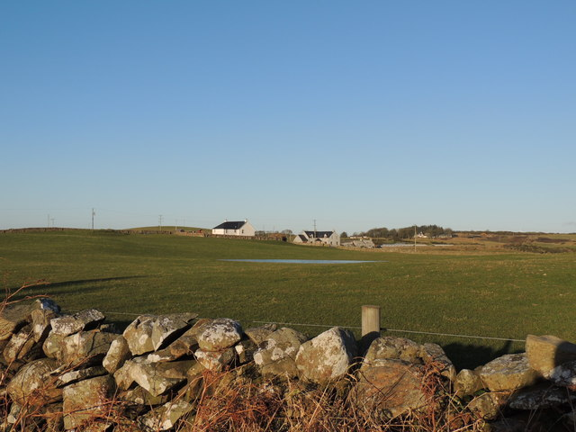 Farmland at Challochmunn