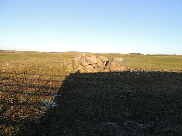 Farmland near Challochmunn