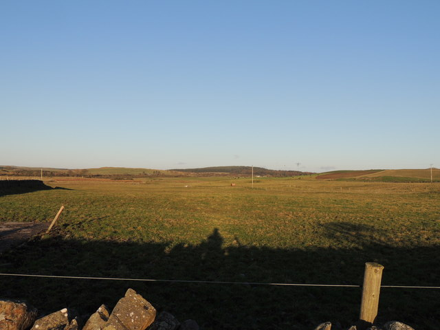 Farmland near Drumugerdy