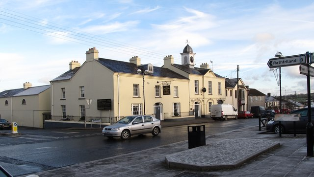 The Downshire Arms, Hilltown
