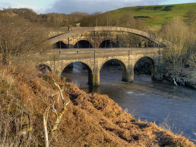 River Irwell, Prestolee Bridge