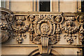 TQ3081 : Holborn Town Hall datestone by Richard Croft