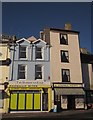 SX9256 : Buildings on The Quay, Brixham by Derek Harper