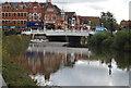 TQ5946 : Big Bridge, River Medway by N Chadwick