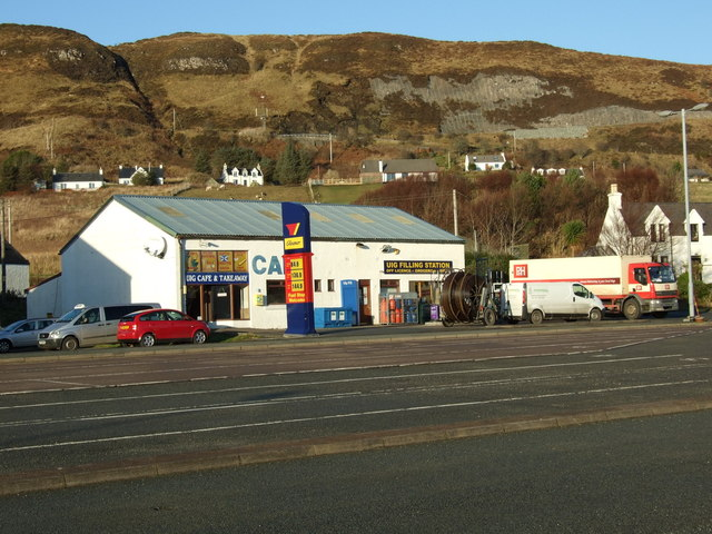 Uig Community Shop and Filling Station