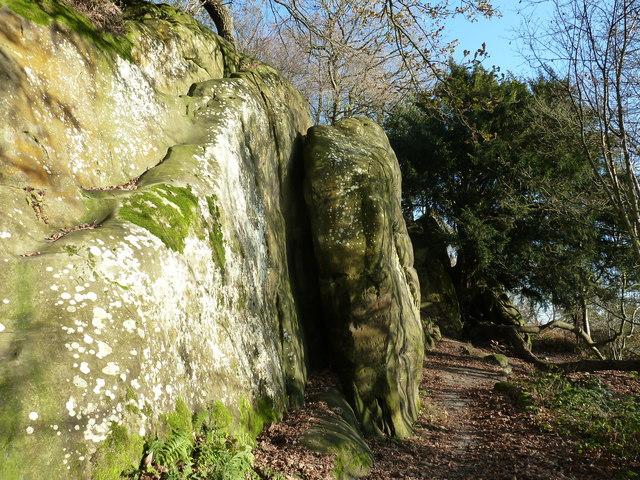 Stone Hill Rocks 1