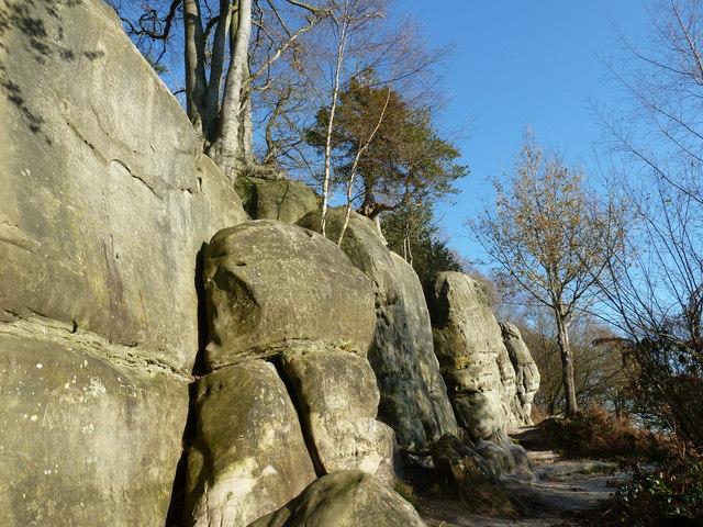 Stone Hill Rocks 3